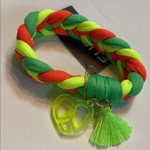 Fusion sports bracelet
